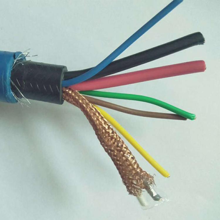 矿用屏蔽电缆